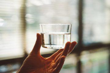 Fasta - Vattenglas